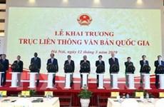 Vietnam lanza Plataforma Nacional de Intercambio de Documentos Electrónicos
