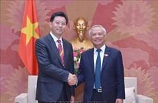 Vietnam aspira a fomentar la amistad tradicional con China, afirma vicepresidente parlamentario
