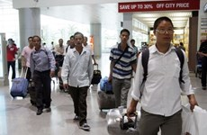 Planea provincia vietnamita de Thanh Hoa enviar 10 mil trabajadores al extranjero