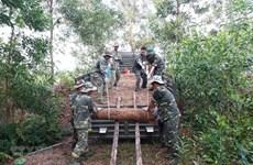 Desactivan  obuses encontrados  en provincia centrovietnamita de Quang Tri