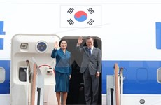 Inicia presidente surcoreano visita a Camboya