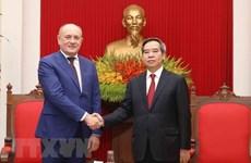 Destaca Vietnam el aporte de Gazprom al fomento de sus relaciones con Rusia