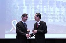 Conmemoran en Ciudad Ho Chi Minh Fiesta Nacional de Hungría