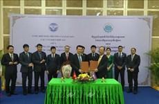 Firman Vietnam y Camboya acuerdos de cooperación telecomunicaciones e informática