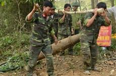 Desactivan en Vietnam bomba de 350 kilogramos