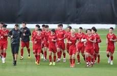 Competirá equipo de fútbol de Vietnam en Copa del Rey, en Tailandia