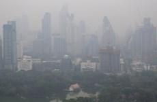 Cancelan vuelos en Tailandia por grave contaminación del aire