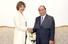 Destaca premier vietnamita condición de Países Bajos como socio importante de la nación indochina