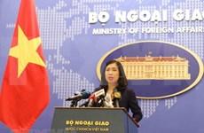 Condena Vietnam ataques terroristas en Nueva Zelanda