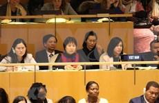 Organiza Vietnam evento en la ONU sobre el papel de las  mujeres