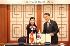 Fomentan Vietnam y Corea del Sur cooperación en salud
