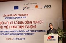 Ayuda Vietnam a Laos en gestión de documentos electrónicos