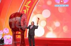 Inauguran en Vietnam Festival del Periodismo 2019