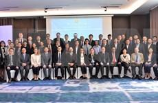 Concluye oncena reunión del Foro regional de ASEAN sobre seguridad marina