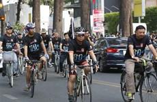 Inician campaña Hora del Planeta en Ciudad Ho Chi Minh