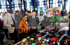 Presenta Vietnam su cultura y gastronomía en Argelia