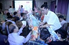 Reciben asistencia camboyanos pobres de origen vietnamita