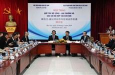 Destacan expertos de Vietnam y China papel de cooperación Mekong-Lancang