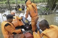 Declara Indonesia estado de emergencia por graves inundaciones