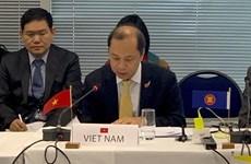 Efectúan XXVI Diálogo entre ASEAN y Nueva Zelanda