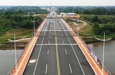 Habilitan despacho aduanero en puente de la frontera entre Vietnam y China