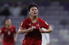 Transmitirá en vivo televisión de Vietnam partidos del Campeonato Asiático de Fútbol sub-23