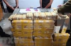 Condenan a muerte tres narcotraficantes en Vietnam