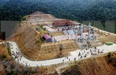 Restaurarán en Vietnam sitios religiosos vinculados al rey-monje Tran Nhan Tong