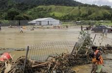 Inundaciones causan cerca de 90 muertos en Indonesia