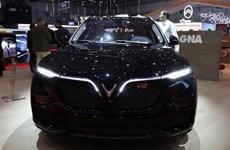 Primeros automóviles vietnamitas se someterán a prueba en 14 países