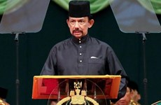 Sultán de Brunei realizará visita de Estado a Vietnam