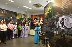 Exposición en Vietnam destaca memorias inolvidables de guerra