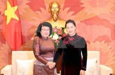Estrechan cooperación parlamentos de Vietnam y Camboya
