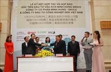 Invierte empresa taiwanesa en parque industrial en Vietnam