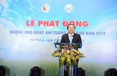 Vietnam responde al Día Meteorológico Mundial