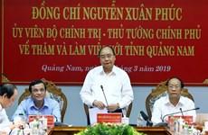 Premier de Vietnam urge a la provincia de Quang Nam a duplicar su PIB