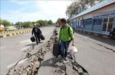 Consecutivos fuertes terremotos sacuden Indonesia