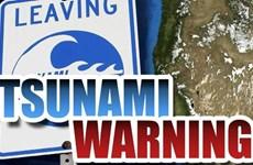 Emiten alerta de tsunami en seis provincias sureñas de Tailandia