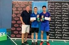Ganó Vietnam torneo de bádminton en Nueva Zelanda