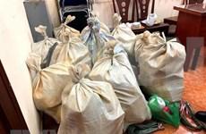Amplían investigación sobre recién desarticulada red de narcotráfico en Vietnam e incautan más drogas