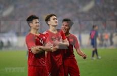 Vietnam avanza hacia la final del campeonato de fútbol sub-23 de Asia tras vencer a Tailandia 4-0