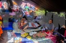 Miles de niños sin hogar seis meses después de desastres en Indonesia