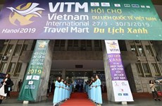 Inauguran Feria Internacional de Turismo Vietnam 2019