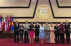 Impulsa Asociación de Naciones del Sudeste Asiático la conectividad intrabloque
