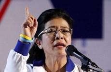 Partidos opositores se unen para formar un gobierno de coalición en Tailandia