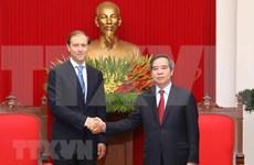 Apoya Vietnam participación de inversores rusos en proyectos clave de desarrollo