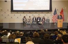 Exhortan a Vietnam y EE.UU. a mirar hacia el futuro para incrementar la cooperación