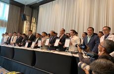 Partido Palang Pracha Rath gana elecciones generales en Tailandia