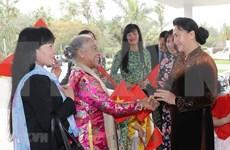Inicia presidenta del Parlamento de Vietnam visita oficial a Marruecos