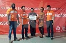 Empresa conjunta vietnamita apoya en Mozambique a damnificados por el ciclón Idai